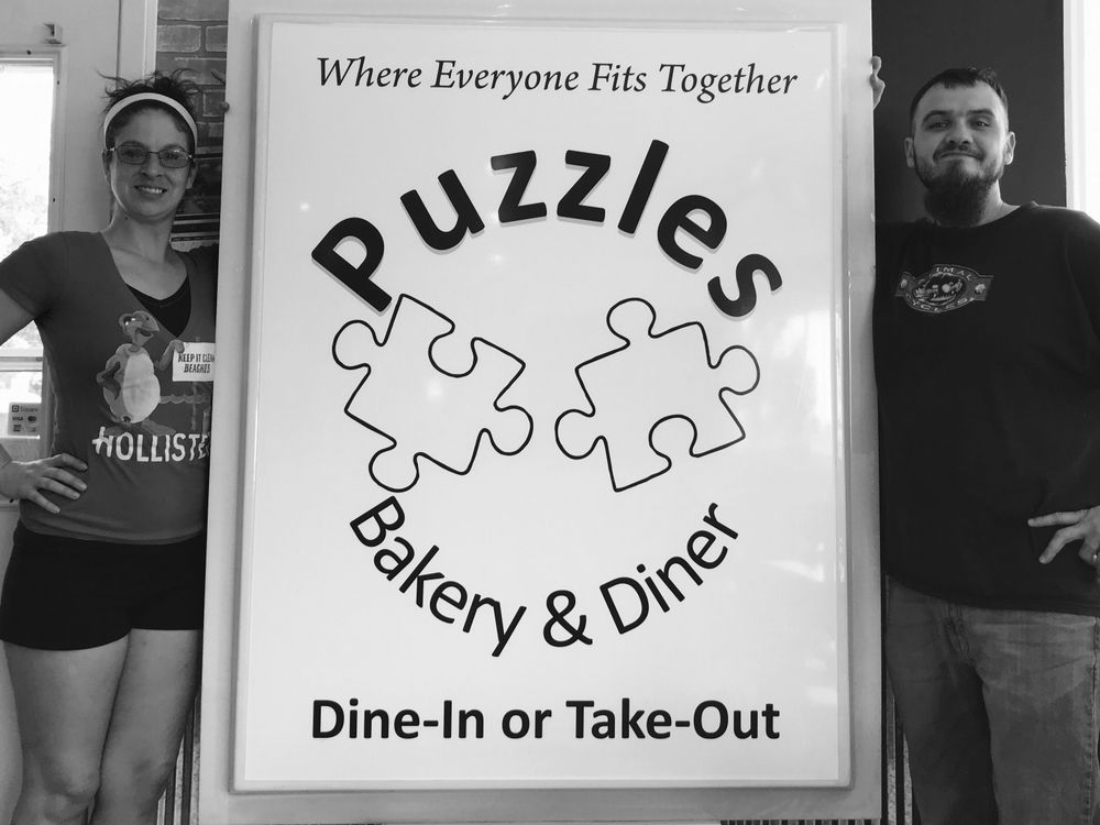 Puzzles Bakery and Diner: 205 Davis St, Batavia, IA