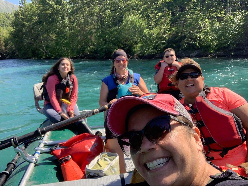 Kenai Riverdog: Cooper Landing, AK