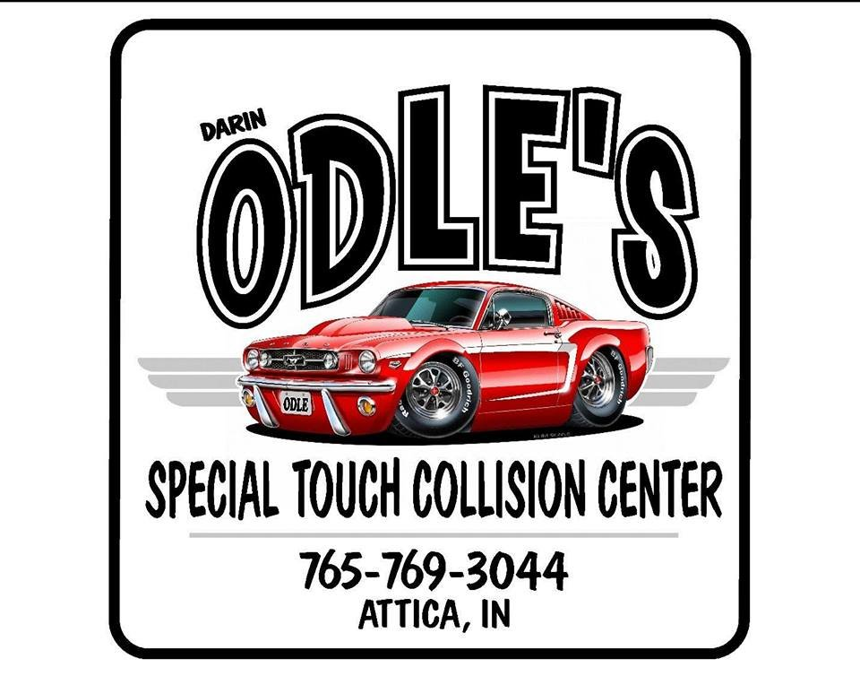 Odle's Special Touch Collision Repair: 3990 N US-41, Attica, IN