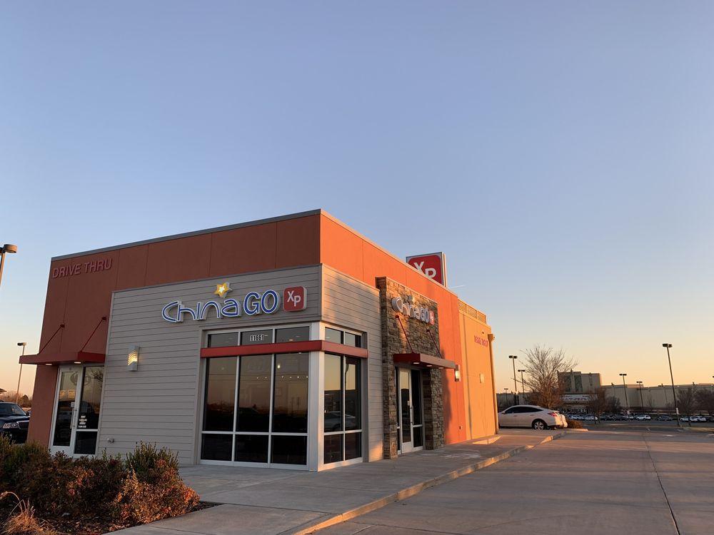 China Go Xp: 11661 E 13th St N, Wichita, KS