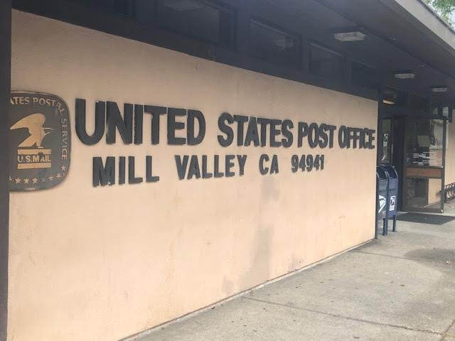 US Post Office: 751 E Blithedale Ave, Mill Valley, CA