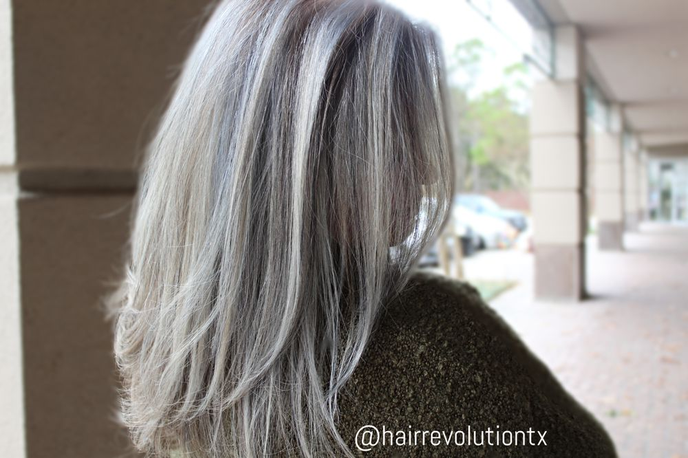 Highlights Lowlights Cut Style By Artist Bianca Yelp