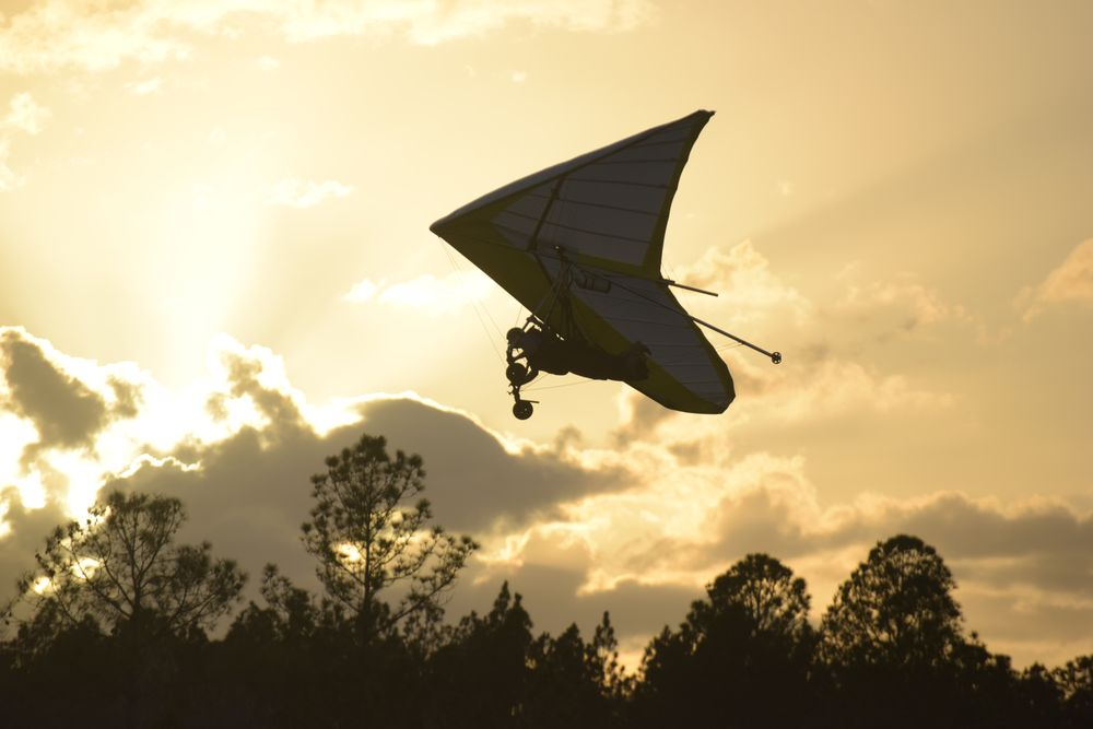Wallaby Ranch Hang Gliding: 1805 Deen Still Rd, Davenport, FL