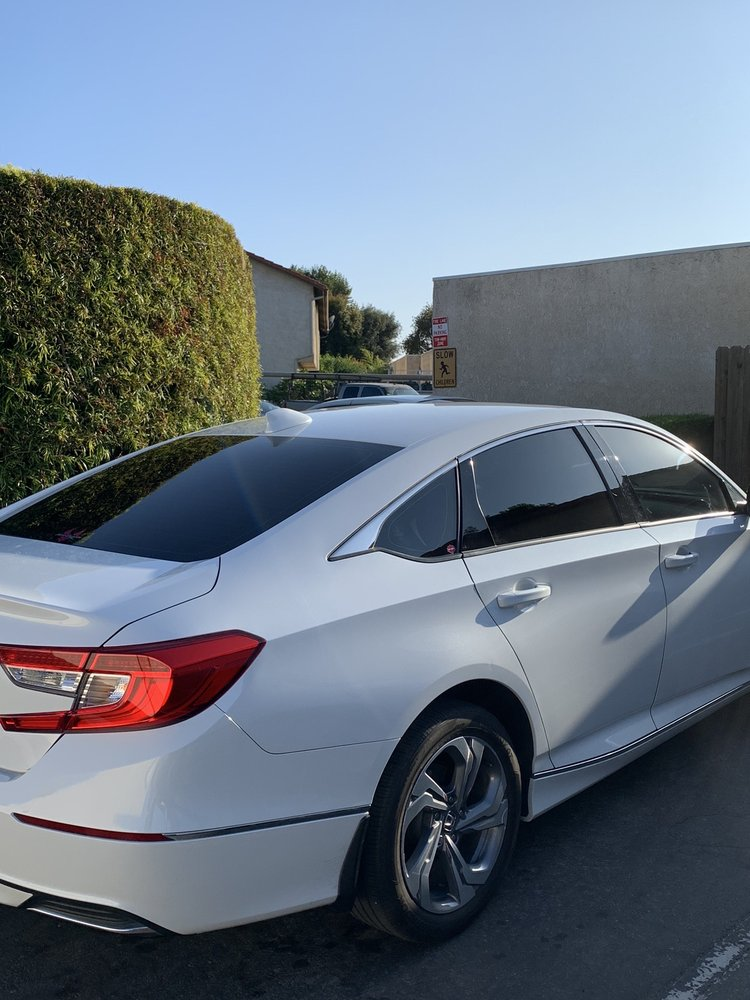 Tint Works Window Tinting: 232 S Fairview Ave, Santa Barbara, CA