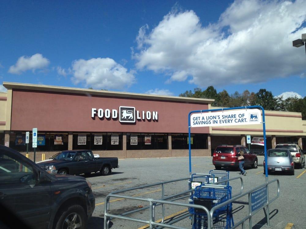 Food Lion Near Lenoir Nc