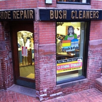 Photo of Bush Boston Cleaners - Boston, MA, United States