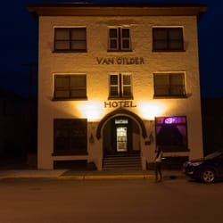 Photo Of The Van Gilder Hotel Seward Ak United States Front
