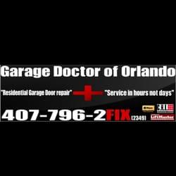 Photo Of Garage Doctor Of Orlando   Orlando, FL, United States. Garage  Doctor