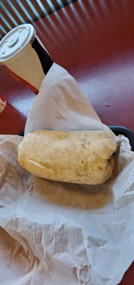 I Don't Care Burrito and Taco Shack: 1402 W Austin Blvd, Nevada, MO