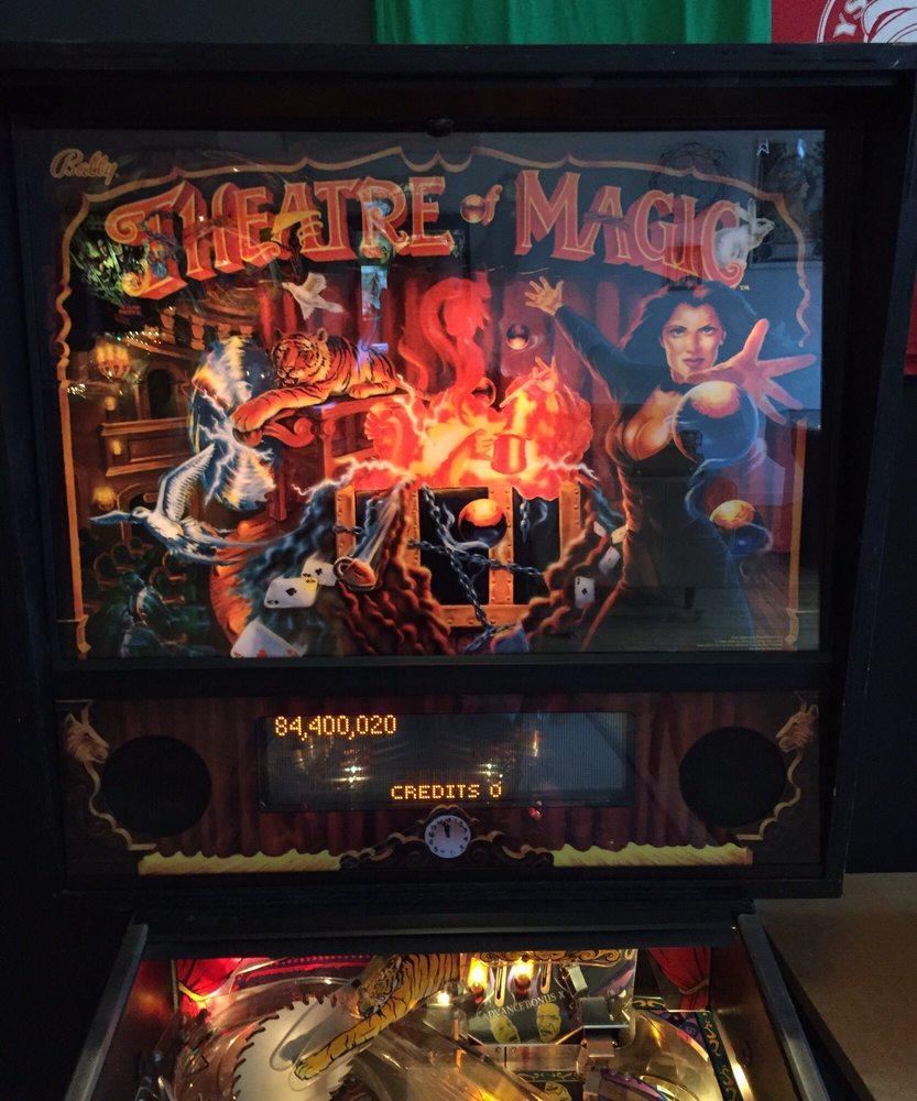 Mystic Pinball: 104 Avenue A, Turners Falls, MA