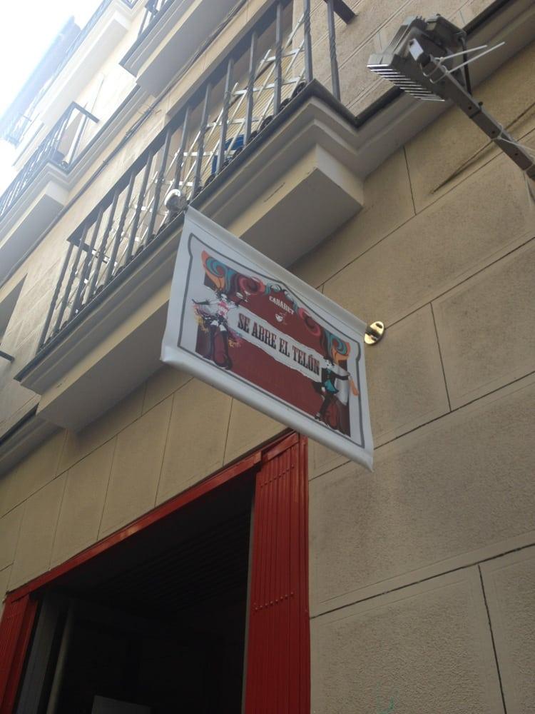 Se abre el tel n tapas bar calle de loreto prado y for Calle loreto prado y enrique chicote 13