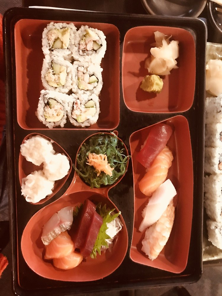 Cafe Sushi: 1105 Massachusetts Ave, Cambridge, MA