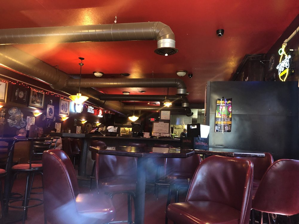 Shawnee's Bar and Grill: 220 S Mill St, Rushford, MN