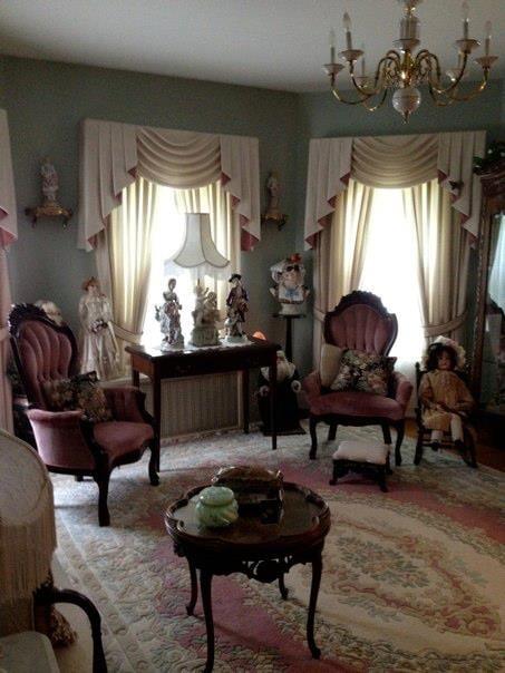 Ivycrest Inn Bed & Breakfast: 115 Lester St, Christiansburg, VA