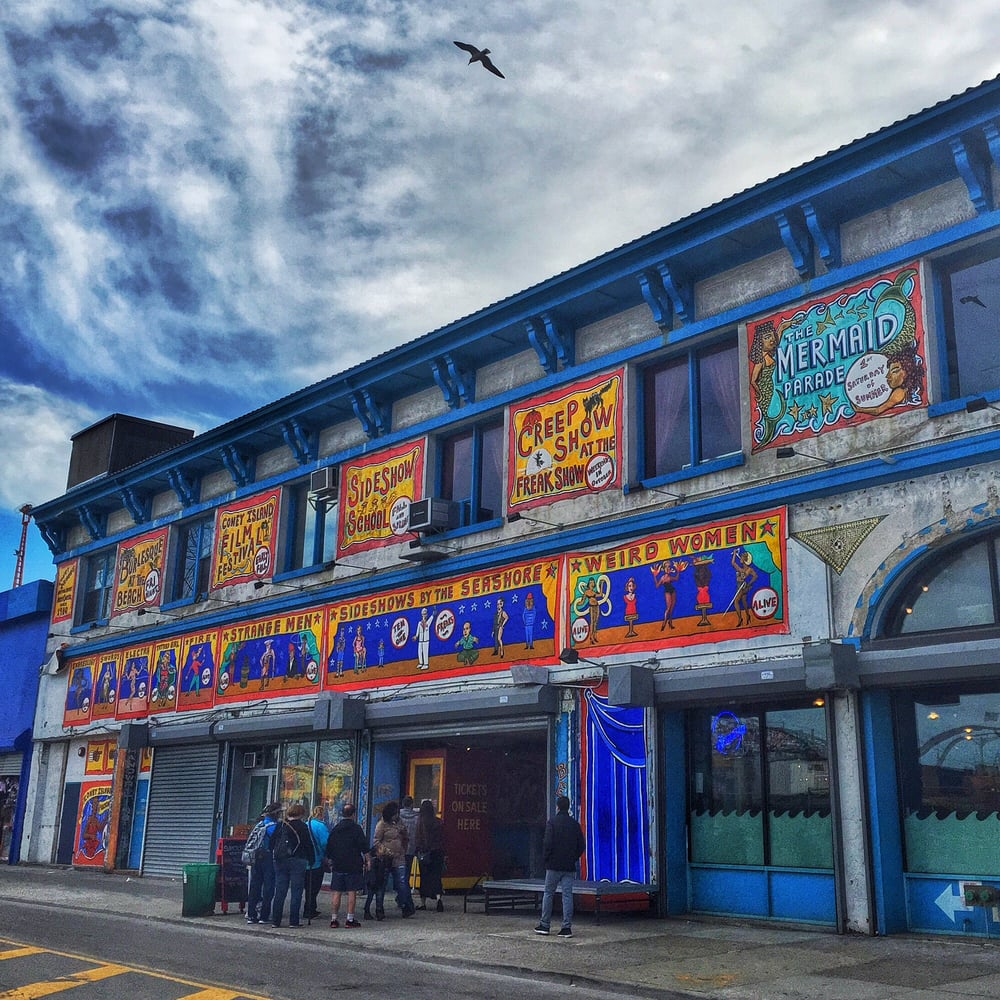 The Freak Bar: 1208 Surf Ave, New York, NY