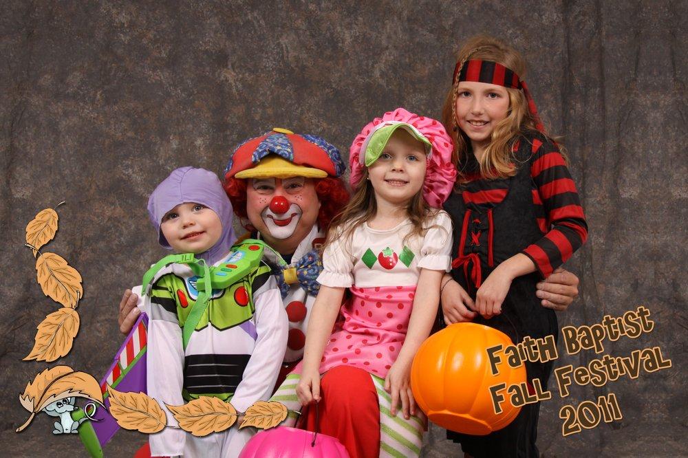 Binky the Magic Clown: 239 E South St, Martinsville, IN