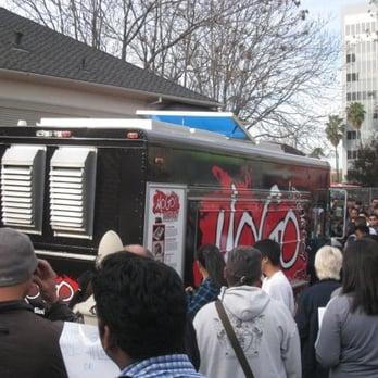 Mogo Food Truck San Jose Ca