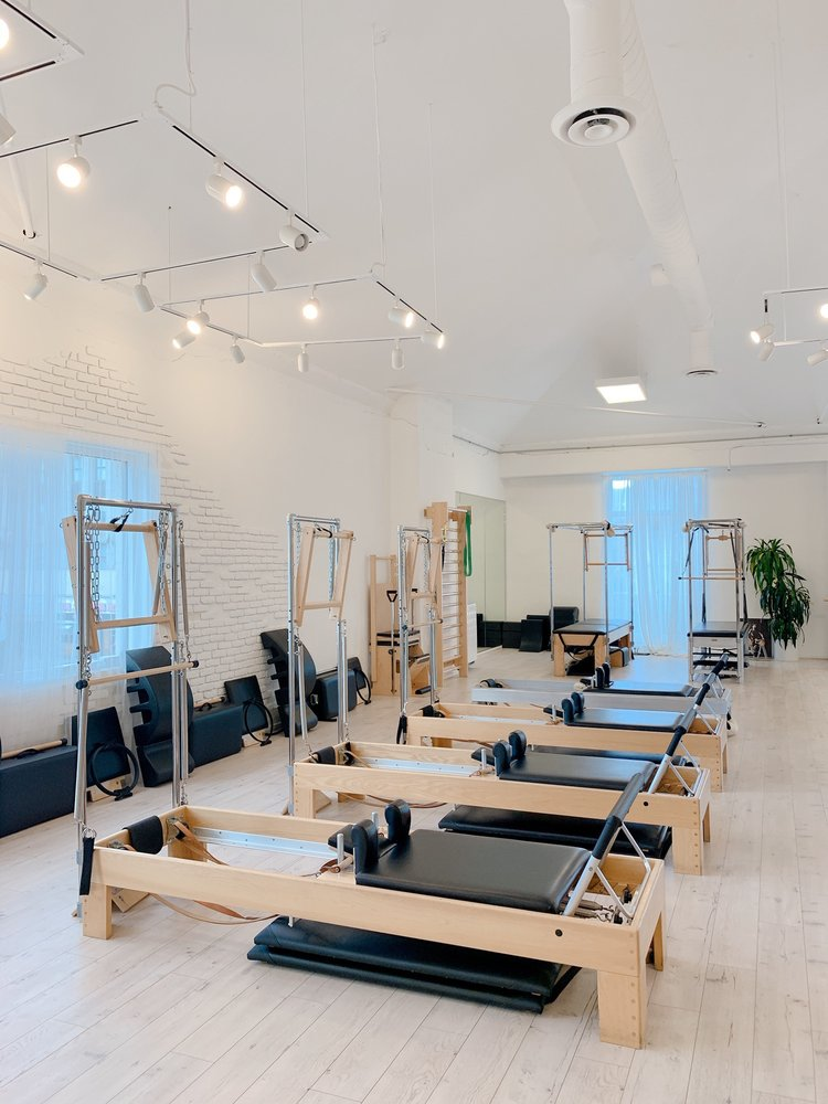Movement Pilates: 400 S Western Ave, Los Angeles, CA