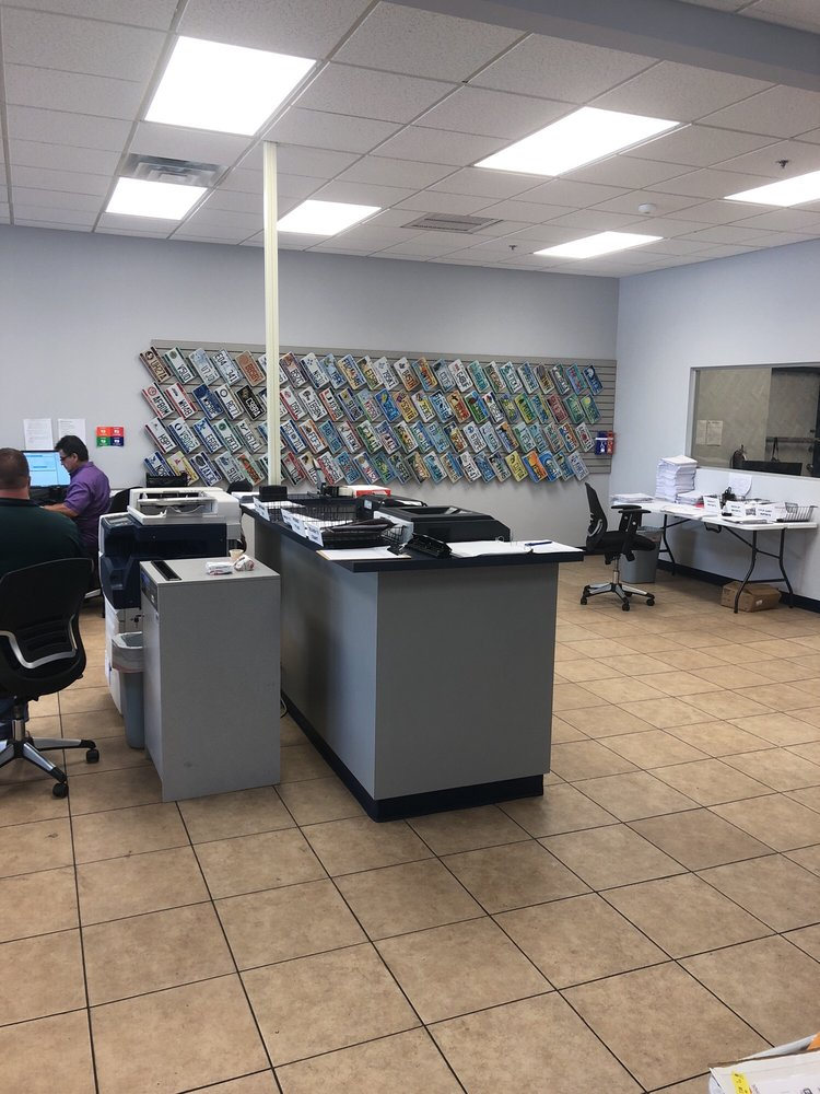 First Manatee Tag Agency: 5756 14th St W, Bradenton, FL