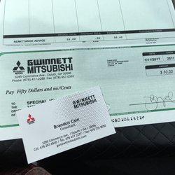 Send To Your Phone. Photo Of Gwinnett Mitsubishi   Duluth, GA, United  States. This Is The Gift