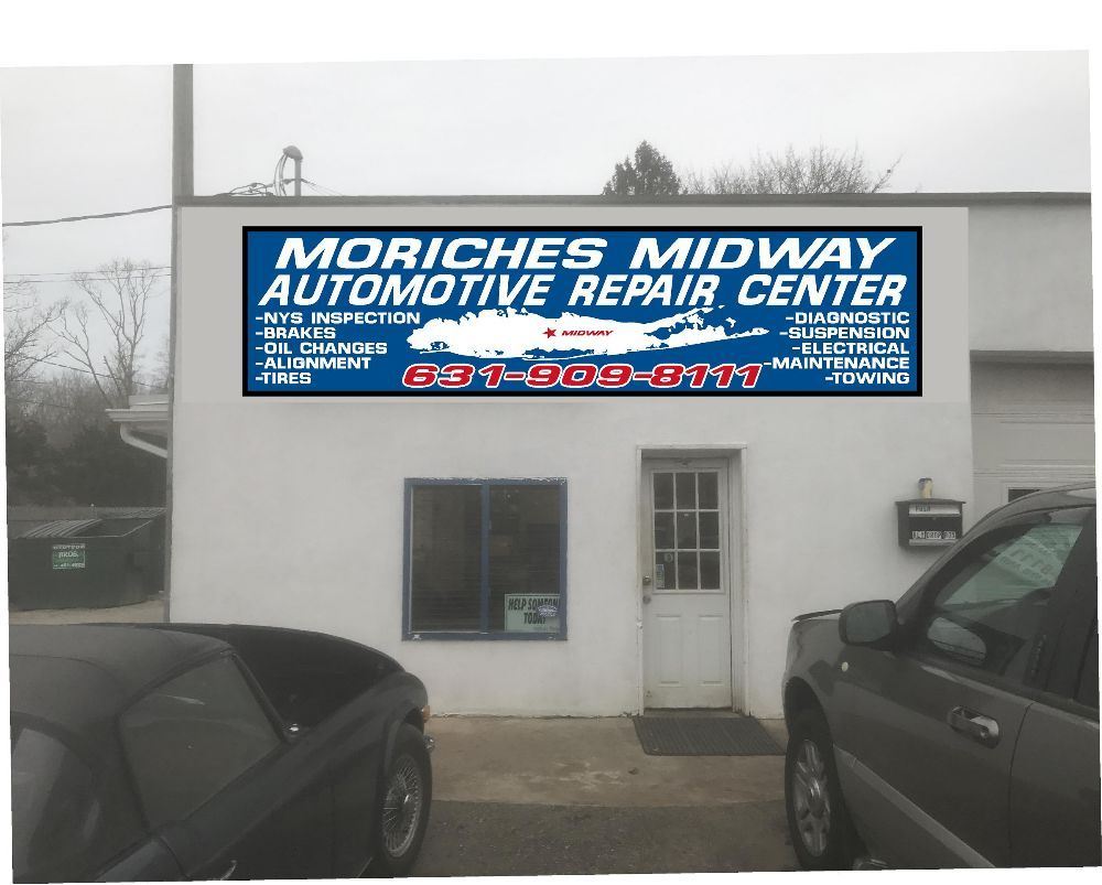 Moriches Midway Auto Repair Center: 194 Montauk Hwy, Moriches, NY