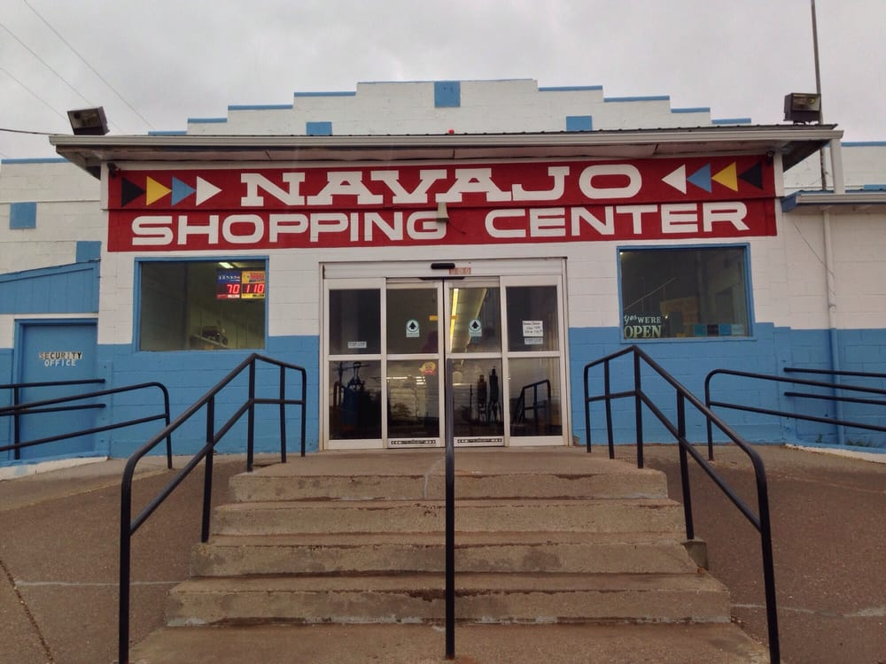 Navajo Shopping Center: 909 Chino Rd, Gamerco, NM