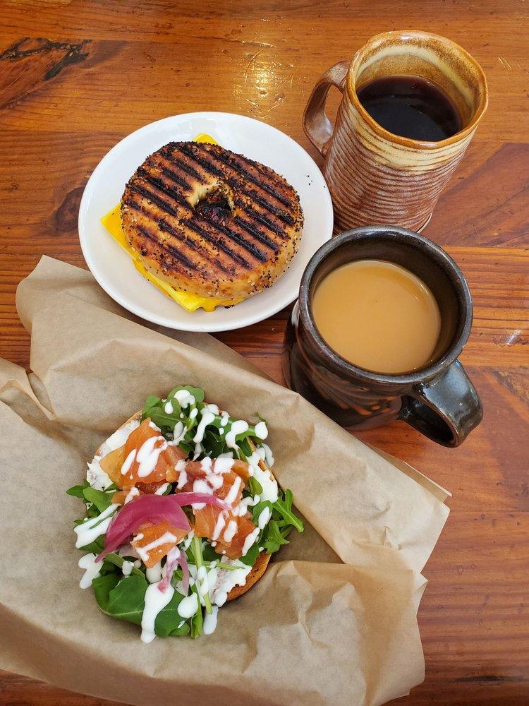 Clatter Cafe: 15 S Broadway, Frostburg, MD