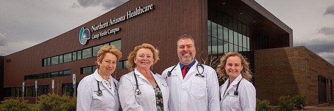 Verde Valley Medical Center - Northern Arizona Healthcare: 1298 W Finnie Flats Rd, Camp Verde, AZ
