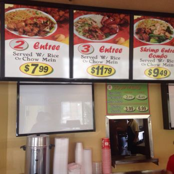 Lucky Chinese Fast Food El Cajon