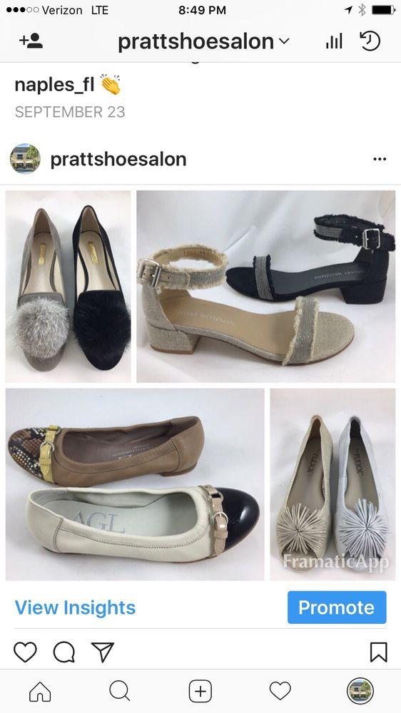 Pratt's Shoe Salon of Florida