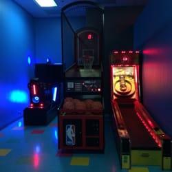 Chaser laser tag