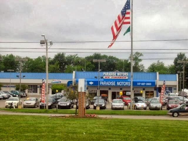 Paradise Motors - Car Dealers - 5520 S Pennsylvania Ave, Lansing, MI - Phone Number - Yelp