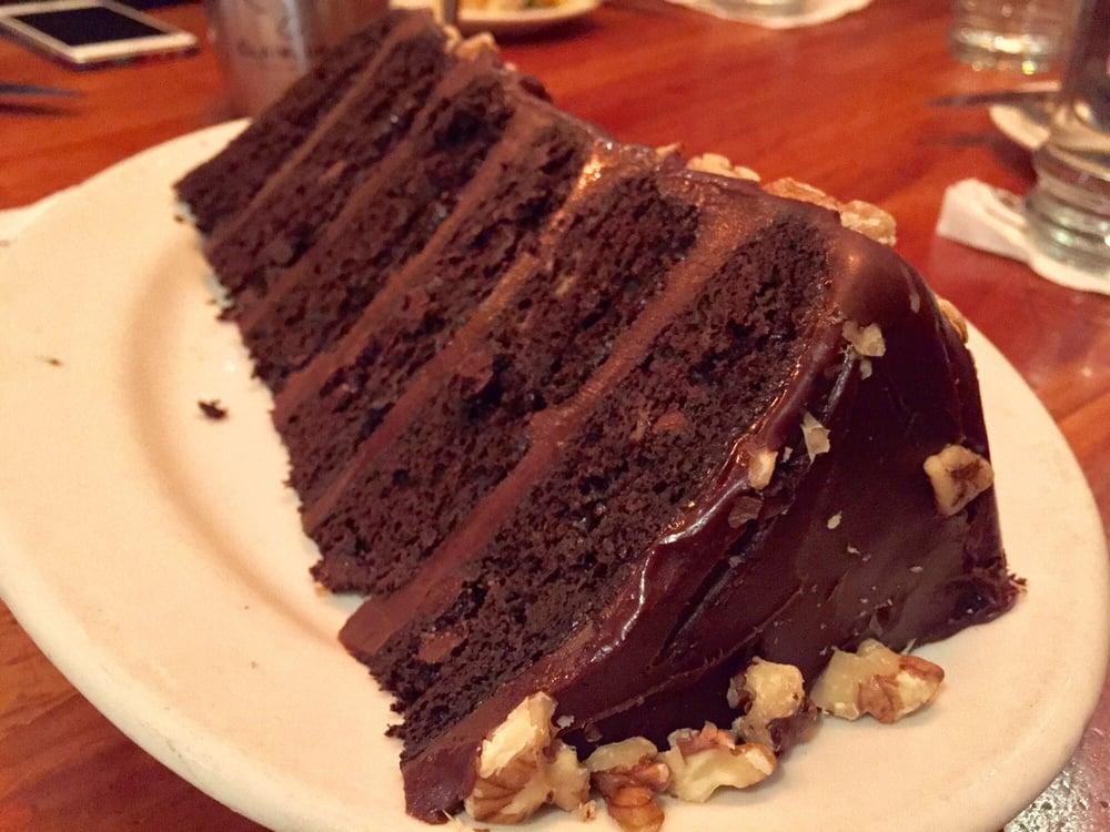 Claim Jumper Chocolate Motherlode Cake