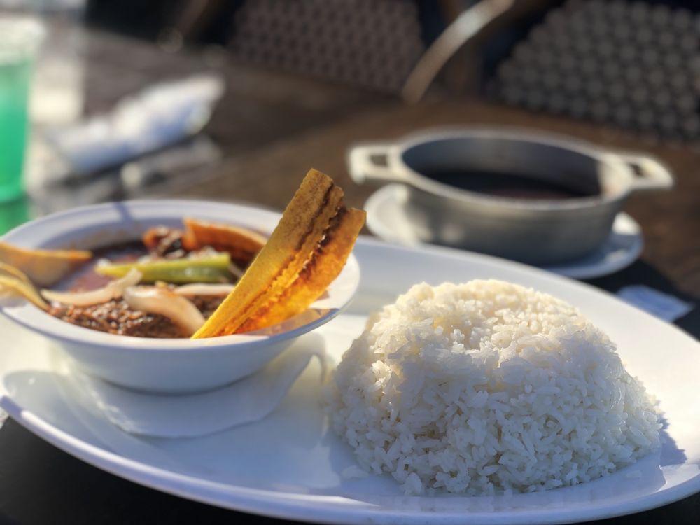 Food from Rumba Cubana