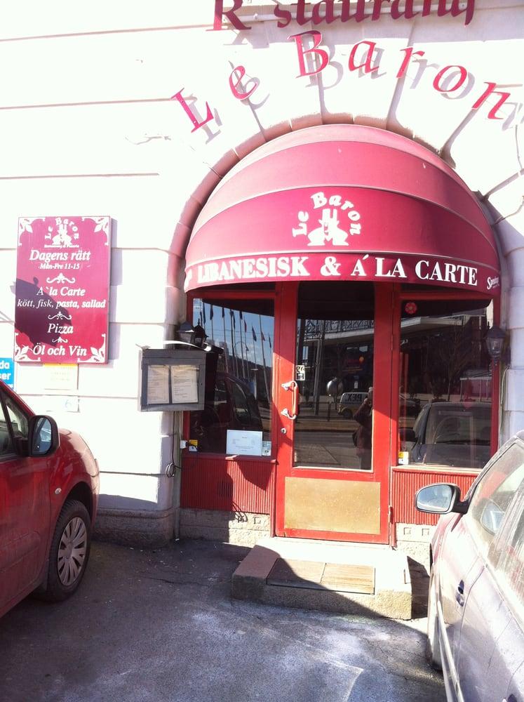 Le Baron Restaurang & Pizzeria