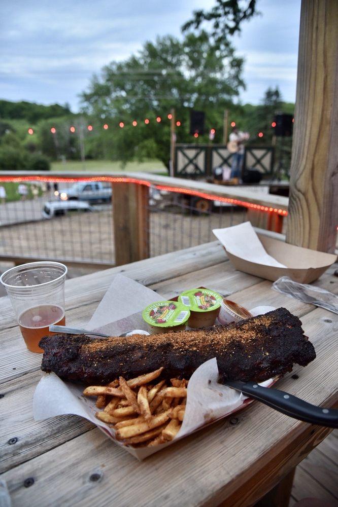 Redstone's North End Tavern: S593B La Valle Rd, La Valle, WI