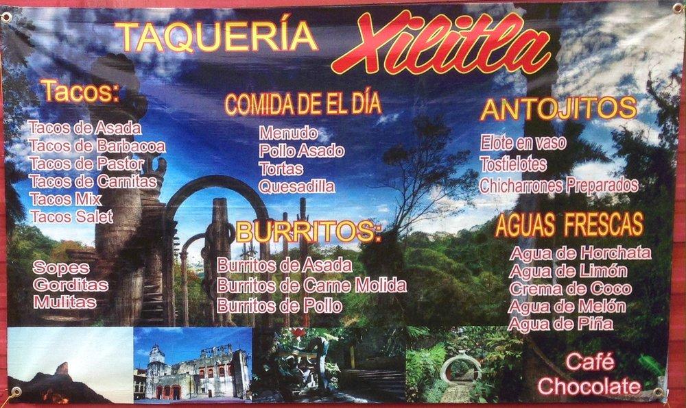 Taqueria Xilitla: 412 Highway, Paragould, AR