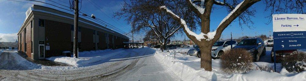 License Bureau: 200 University Ave W, Saint Paul, MN