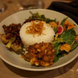 Nasi Campur At Sama Sama Kitchen State St Santa Barbara Yelp