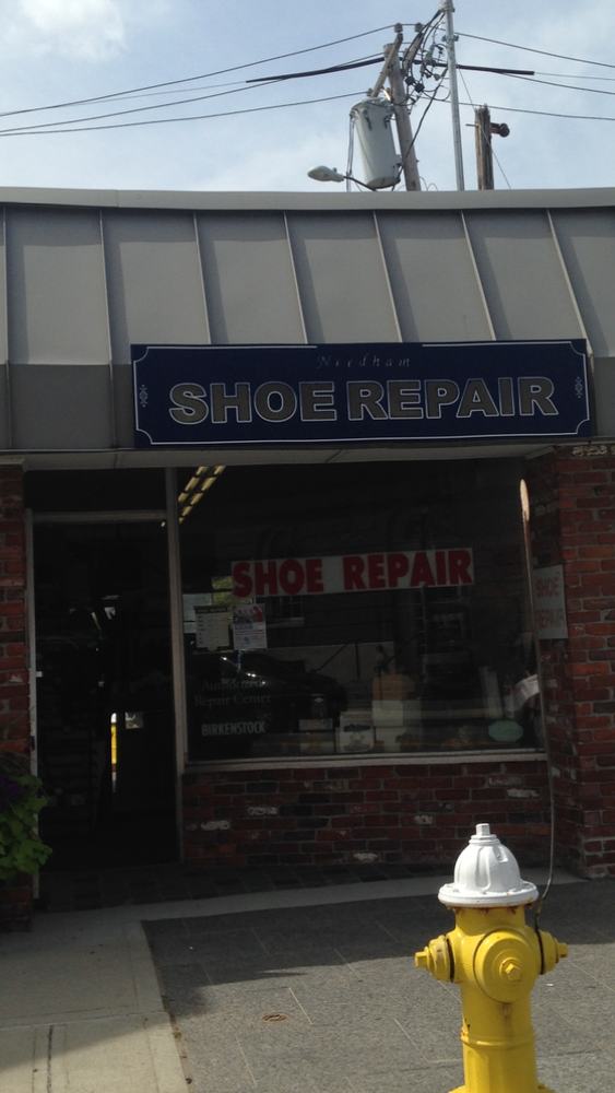 Needham Shoe Repair: 91 Chapel St, Needham, MA
