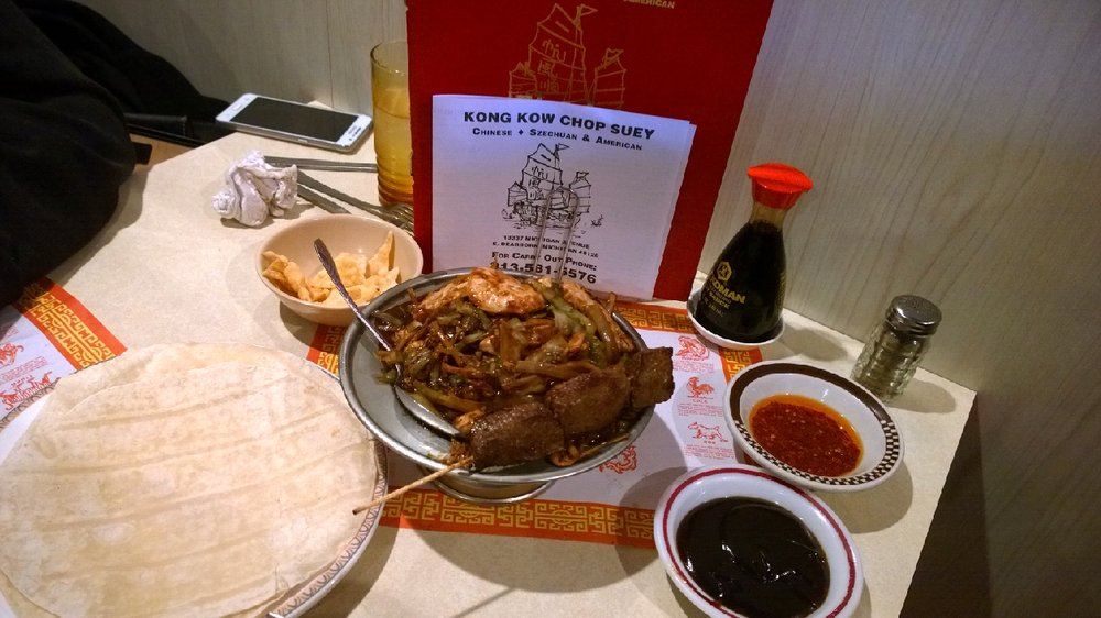 Kong Kow Restaurant: 13337 Michigan Ave, Dearborn, MI