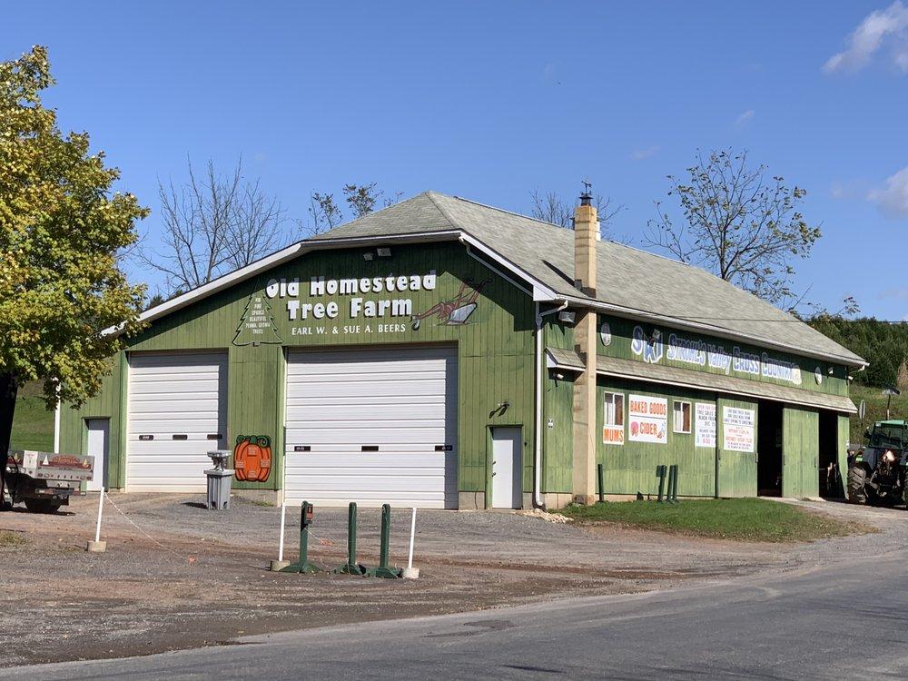 Old Homestead Tree Farm