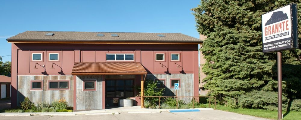 Granite Sports Medicine: 315 S Main St, Livingston, MT