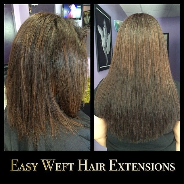 Our Original Fast Easy And Thick Hair Weft Technique Easy Weft Yelp