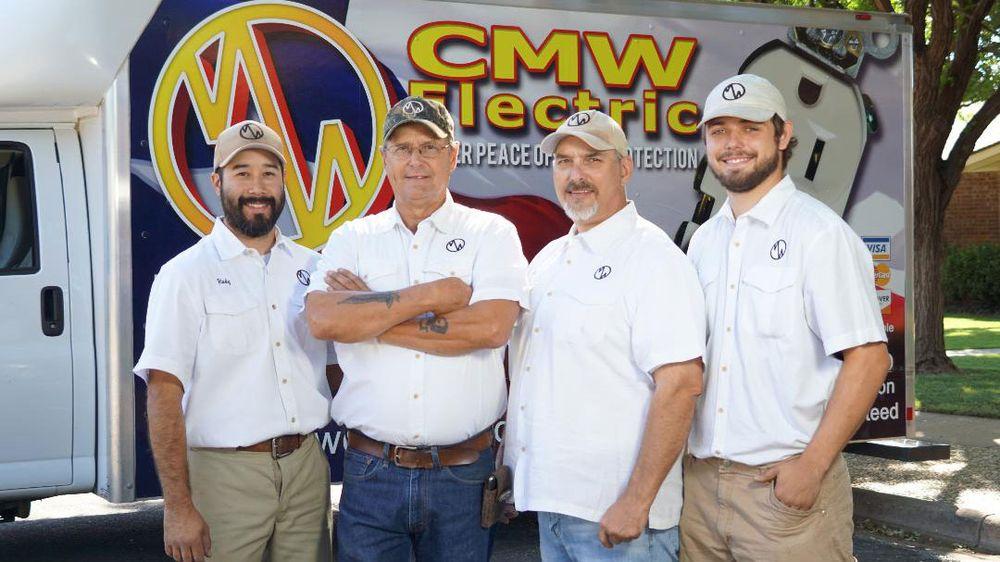 CMW Electric: 3301 59th St, Lubbock, TX