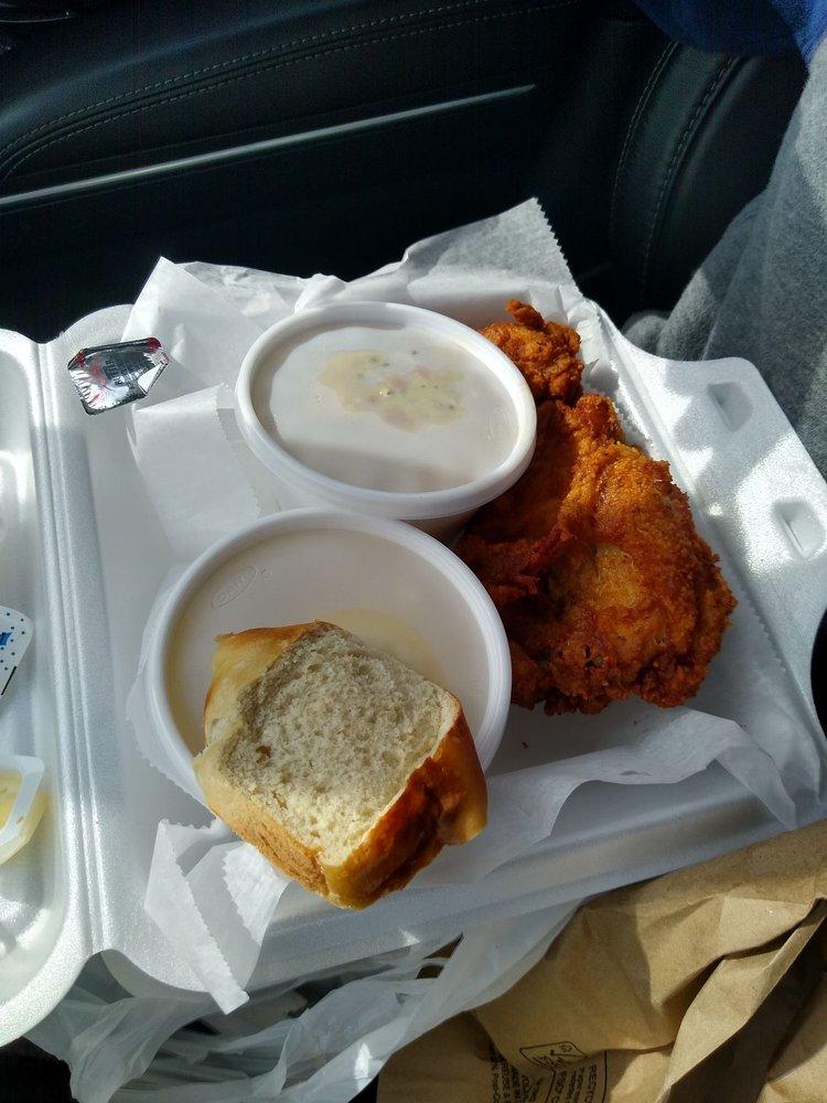 Timmers Maryland Fried Chicken: 632 N Cedar St, Imlay City, MI