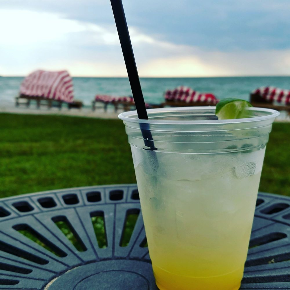 Cabana Bar: 3600 Village Harbor Dr, Petoskey, MI