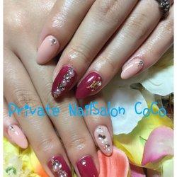 Photo Of Private Nail Salon Coco Osaka 大阪府 An 秋ネイル