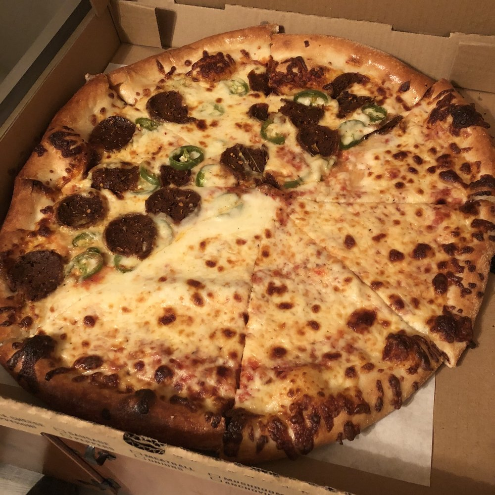 Galactic Pizza: 339 Sardis Rd, Asheville, NC