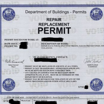Chicago Permit Services - 4348 N Elston Ave, Irving Park